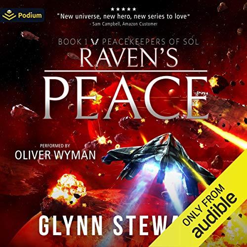 Raven's Peace Audiobook By Glynn Stewart cover art