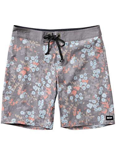 Reef_Apparel Herren Reef Magical Shorts, Grau (Grey Gre), Small (Herstellergröße: 30)