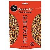 Wonderful Pistachios No Shells Chili Roasted, 11 Ounce