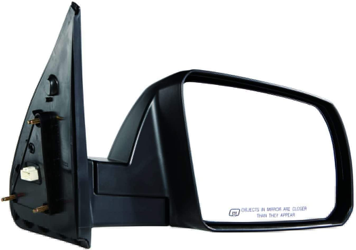 KarParts360: For Max 52% OFF Toyota Tundra Door S 2007-2013 Mirror Passenger 2021 spring and summer new