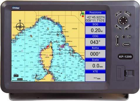 Plotter Cartografico con GPS ONWA KP-1299A