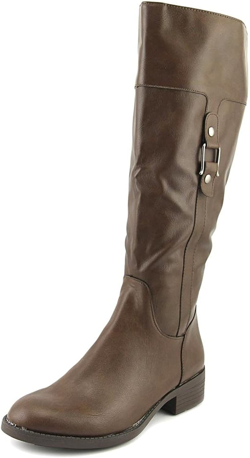 Style & Co. Astaire Women's Boots, Brown, Size 8.5