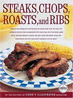Steaks, Chops, Roasts & Ribs