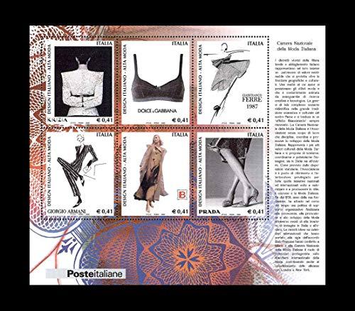 LaVecchiaScatola 2002 Design Italiano - foglietto MNH/**