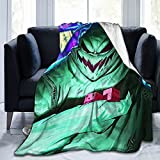 TYSEANCY Ultra Soft Oogie Boogie Blankets Warm Funny Cooling Blanket Fits Couch Sofa Bedroom Living Room for All Season 60'X50'