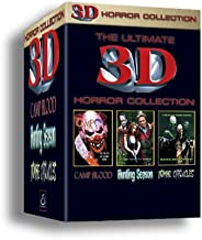 The Ultimate 3-D Horror Collection
