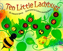 Ten Little Ladybugs