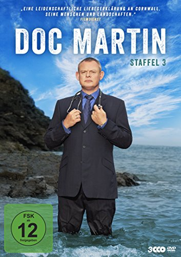 Doc Martin - Staffel 3 (3 DVDs)