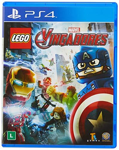 Lego Marvel Vingadores - PlayStation 4
