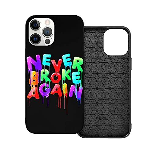 Compatible con iPhone Samsung Galaxy M11/M12 /Xiaomi Redmi Note 10 Pro/Note 9/Poco X3 Pro Funda NBA Youngboy Cajas del Teléfono Cover