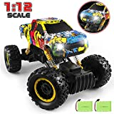 Tomons Remote Control Trucks Monster Trucks 1: 12 RC Car 2.4GHz...
