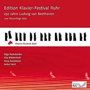 250 years Ludwig van Beethoven: Ruhr Piano Festival, Vol. 39 (Live)