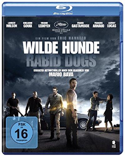 Wilde Hunde - Rabid Dogs [Blu-ray]