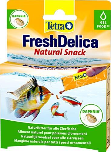 Tetra TetraFreshDelica Daphnia, 16 dosettes X 3 GR/ 48 GR