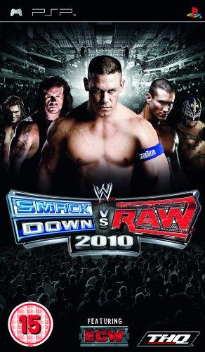 WWE Smackdown vs Raw 2009 - Platinum Edition (PSP) [Importación Inglesa]