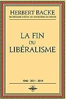 La fin du libéralisme