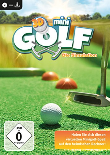 3D Minigolf - Die Simulation (PC)