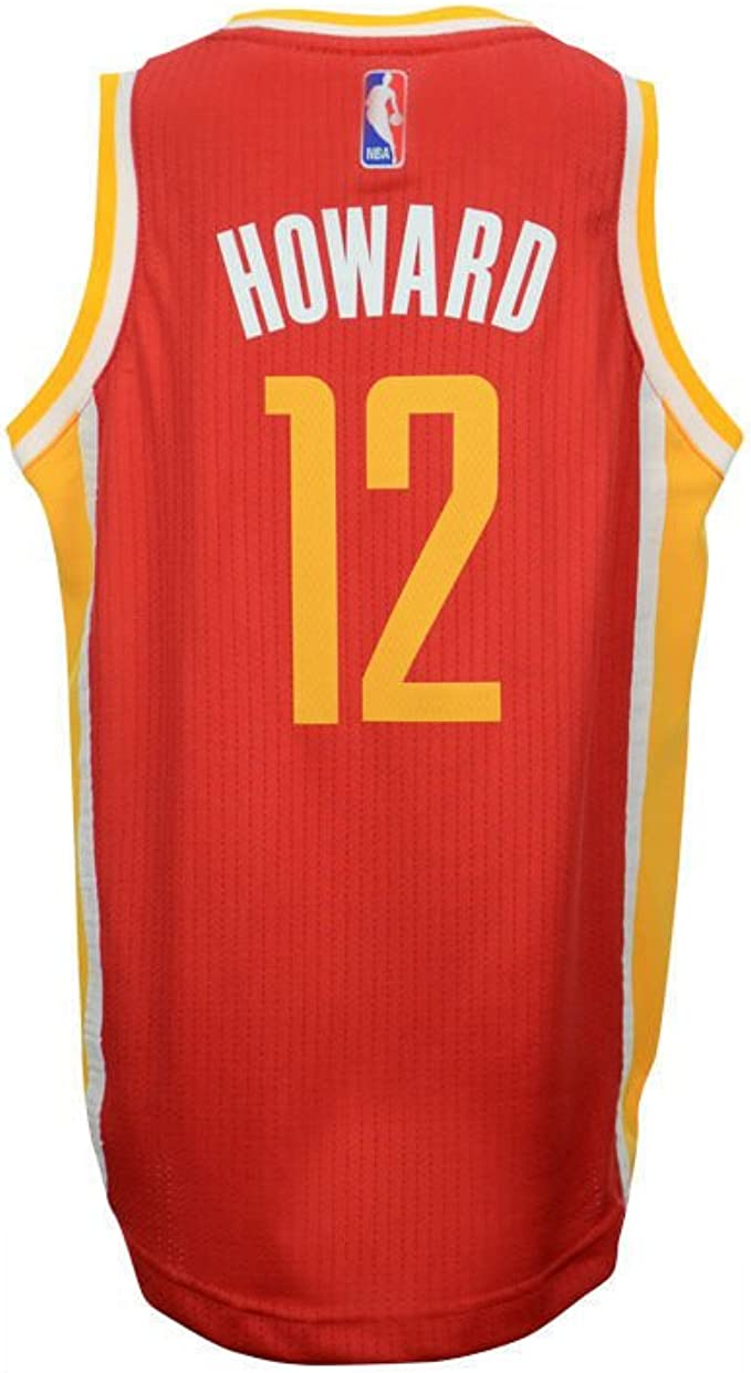 Amazon.com: James Harden Houston Rockets Red Alternate Youth ...
