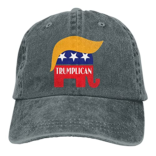 Unisex Hat Trump 2024 Gorra de béisbol ajustable Sun Hat Deep Heather