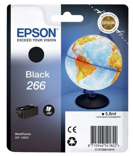 Epson SINGLEPACK Negro WF-100