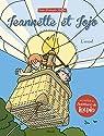 Jeannette et Jojo, Tome 4 : L'envol par Kieffer
