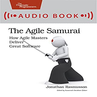 The Agile Samurai audiobook cover art