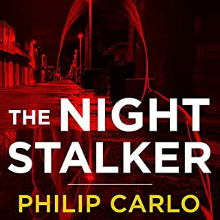 The Night Stalker     The Life and Crimes of Richard Ramirez              Written by:                                                                                                                                 Philip Carlo                               Narrated by:                                                                                                                                 Tom Zingarelli                      Length: 18 hrs and 3 mins     9 ratings     Overall 4.2