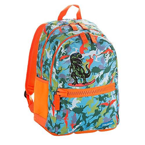 Mitama 61109 rugzak Plus Boy Bag, Dino, 5 stuks