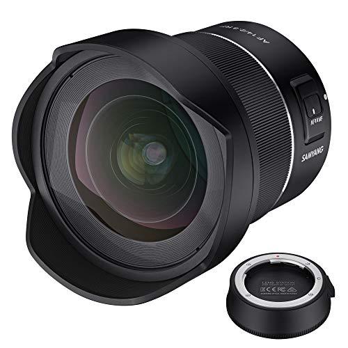 Samyang Lens voor Canon, Canon RF, Met Lens Station, 14mm F2.8