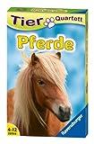 Ravensburger 20422 - Gioco di carte per bambini, motivo: cavalli