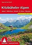 Kitzbüheler Alpen: Alpbach - Wildschönau - Brixental - St. Johann - Pillerseetal. 62 Touren mit GPS-Tracks (Rother Wanderführer)