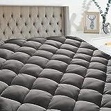 Queen Mattress Pad Cover Cooling Mattress Topper Pillow Top Breathable Mattress Toppers...