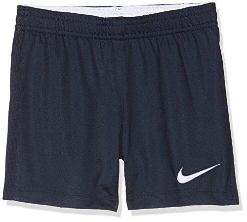 Nike Jungen Y NK Dry ACDMY18 Short K Sport, Obsidian/Obsidian/(White), M