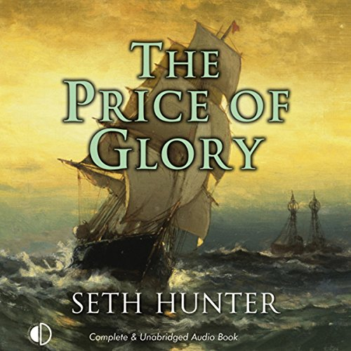 The Price of Glory audiobook cover art