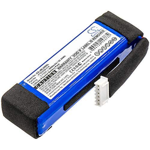 6000mAh Battery Replacement for JBL Link 20 P763098 01A