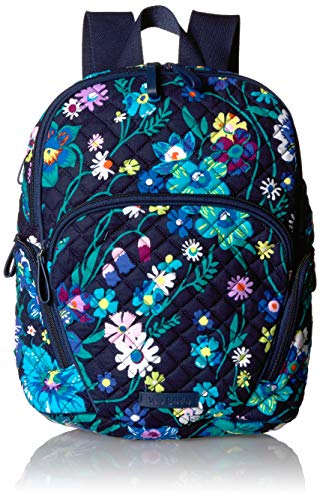 Vera Bradley womens Vera Bradley Women s Signature Cotton Hadley Backpack Moonlight Garden One Size, Moonlight Garden, One Size US