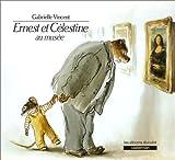 Ernest et Célestine au musée - Casterman - 04/05/1993