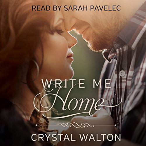 Write Me Home audiobook cover art