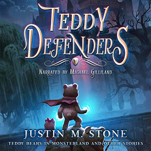 The Teddy Defenders Trilogy Titelbild