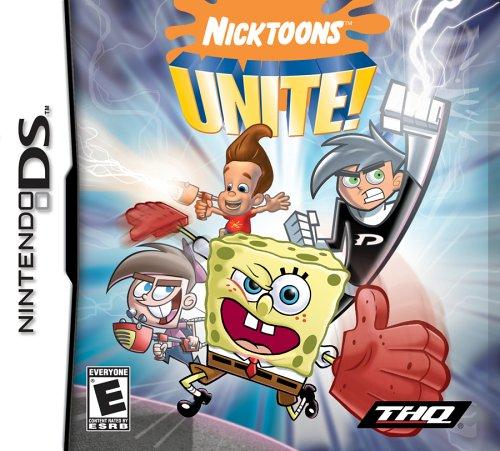Nicktoons Unite / Game