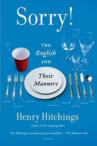 Download Sorry!: The English and Their Manners (English Edition) B00DA7HD4Q