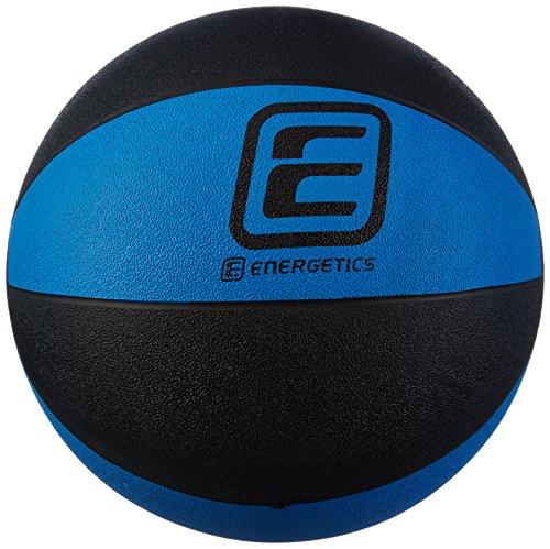 ENERGETICS Medizinball, Blau/Schwarz, One Size