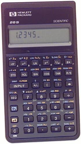HP HP20S Calculator New specialty shop York Mall Scientific