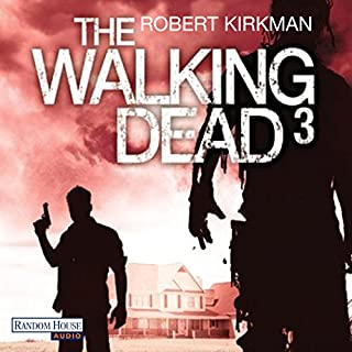 The Walking Dead 3 audiobook cover art