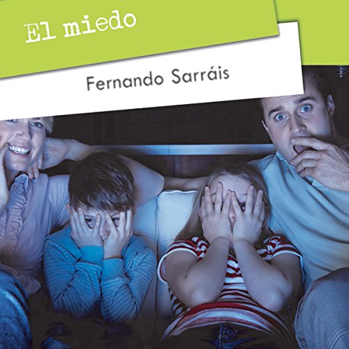 El Miedo [Fear] audiobook cover art