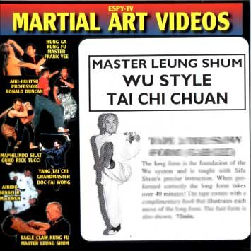 WU STYLE TAI CHI CHUAN 2: WU STYLE PUSH HANDS
