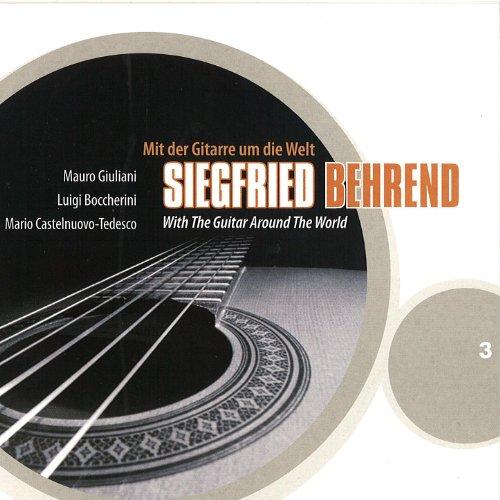 Drittes Gitarren-Quintett e-Moll / Third Guitar Quintet in E minor: Allegro moderato. Adagio. Menuett. Rondo (Allegretto)