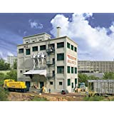 Walthers Cornerstone Series Kit HO Scale Red Wing Flour Mill