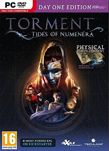 Torment: Tides of Numenera - Day One Edition PC [