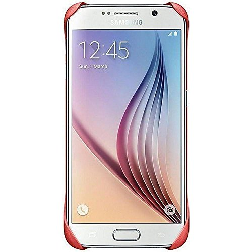 Samsung Handyhülle Schutzhülle Protective Case Cover für Galaxy S6 - Koralle